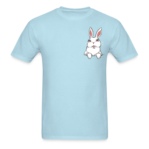 Easter T-shirts Easter Bunny Men's Easter Shirts - Men's T-Shirt