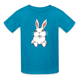 Kid's Easter T-shirts Easter Bunny Kid's Bunny Rabbit Shirts - Kids' T-Shirt