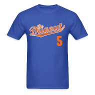 T-Shirts ~ Men's T-Shirt ~ DudleyDoWright #5 (David Wright) Mets Dugout T