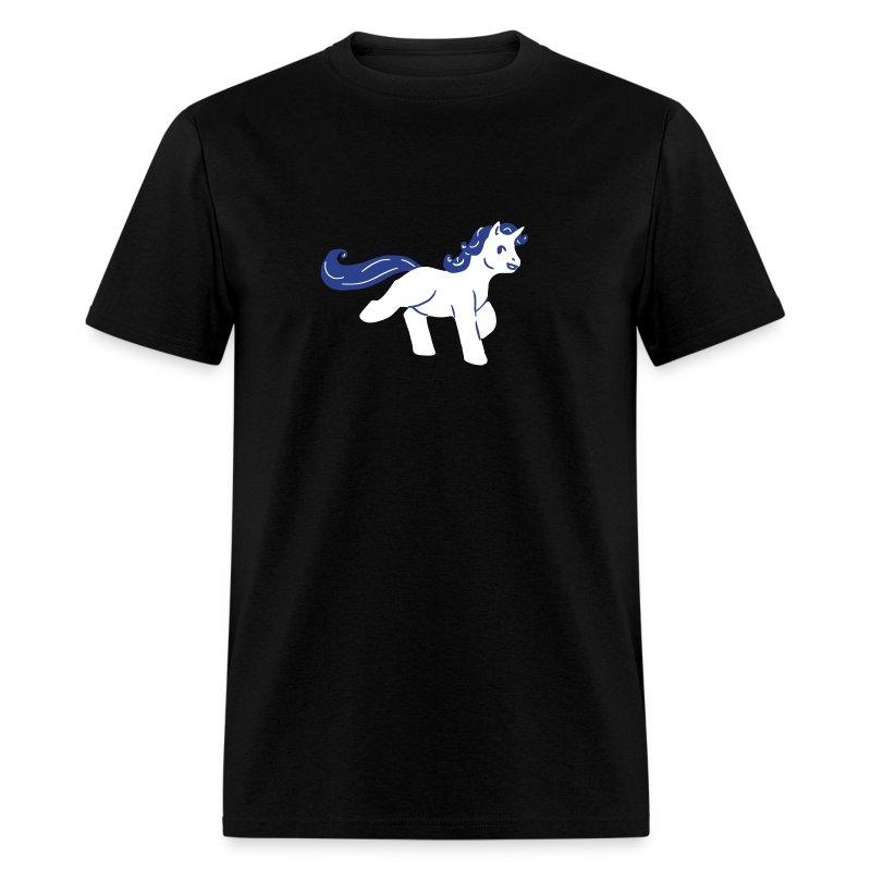 Unicorn Pony shirt - Men's T-Shirt