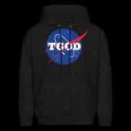 Hoodies ~ Men's Hoodie ~ TGOD WORLD