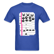 T-Shirts ~ Men's T-Shirt ~ Paper Invaders!