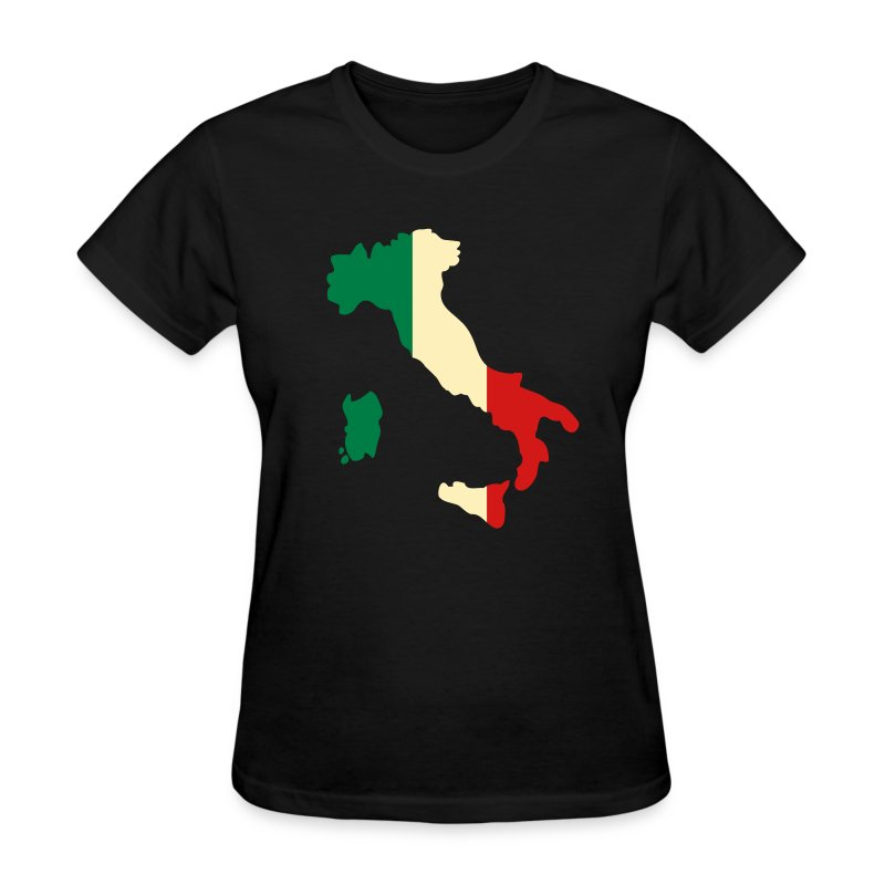 italy women 39 s t shirts women 39 s t shirt. Black Bedroom Furniture Sets. Home Design Ideas