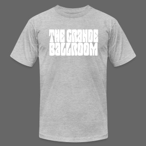 The Grande Men's American Apparel Tee - Men's T-Shirt by American Apparel