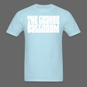 The Grande Men's Standard Weight T-Shirt - Men's T-Shirt