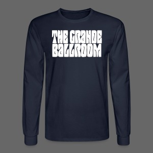 The Grande Men's Long Sleeve Tee - Men's Long Sleeve T-Shirt