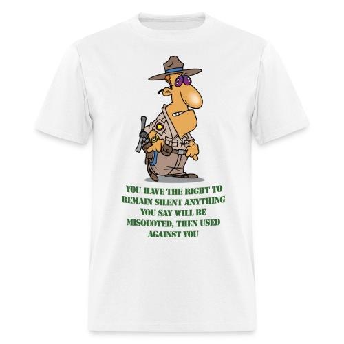 Men's T-Shirt - 19.99