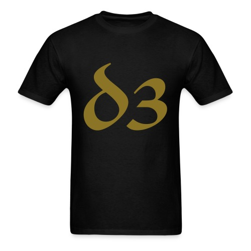 Sim Stamp Black - Men's T-Shirt