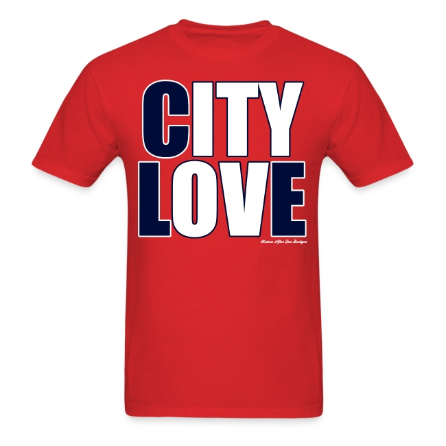 City Love - Indians Red