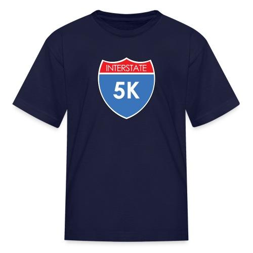 Interstate 5K - Kids' T-Shirt