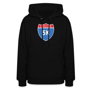 Interstate 5K - Women's Hoodie