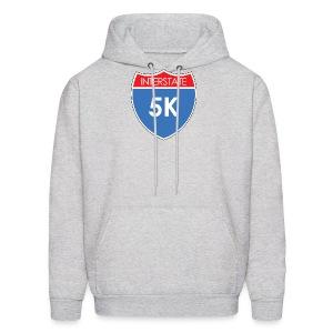 Interstate 5K - Men's Hoodie