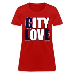 City Love - Tribe Ladies Tee - Women's T-Shirt