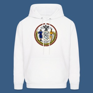 New York City Seal - Men's Hoodie