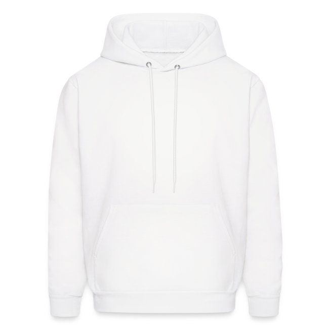 """ETHAN STONE BAND"" white hoodie"