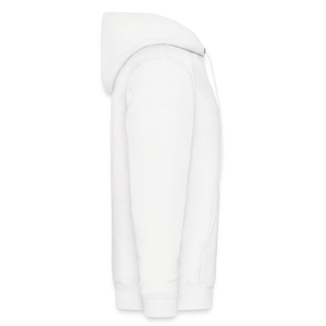"""ETHAN STONE BAND"" white hoodie"