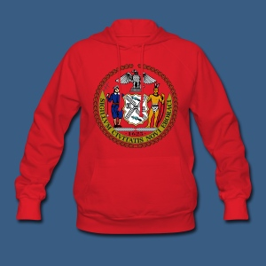 New York City Seal - Women's Hoodie
