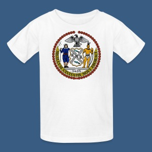 New York City Seal - Kids' T-Shirt