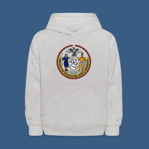 New York City Seal - Kids' Hoodie