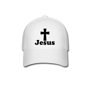 Jesus/Cross - Baseball Cap