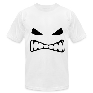 OK! Grrrr. - Men's T-Shirt by American Apparel
