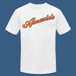 New York Amazin's - Men's Fine Jersey T-Shirt