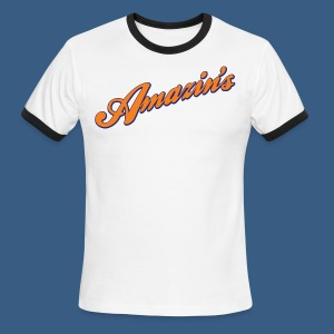 New York Amazin's - Men's Ringer T-Shirt