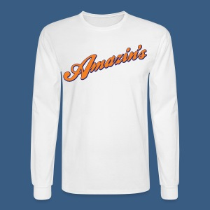 New York Amazin's - Men's Long Sleeve T-Shirt