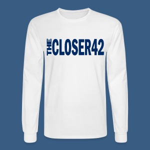 The Closer 42 - Men's Long Sleeve T-Shirt