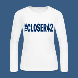 The Closer 42 - Women's Long Sleeve Jersey T-Shirt