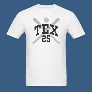 New York Tex 25 - Men's T-Shirt