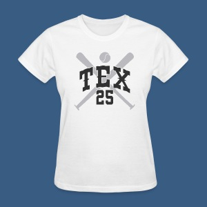 New York Tex 25 - Women's T-Shirt