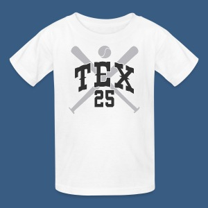 New York Tex 25 - Kids' T-Shirt