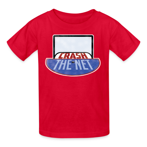 Crash The Net Kids T-Shirts - Kids' T-Shirt