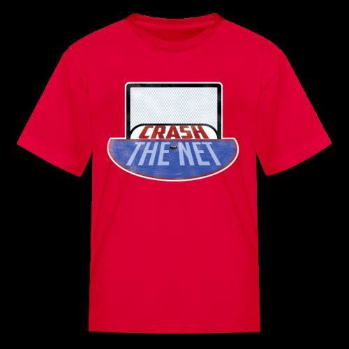 Crash The Net Kids T-Shirts - Kids' T-Shirt