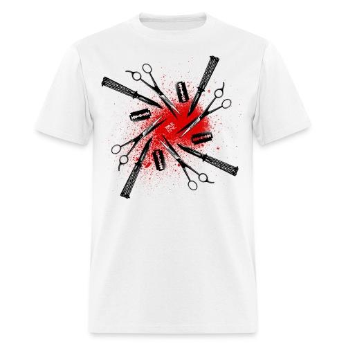 Mens Cutty Things tee [white] - Men's T-Shirt