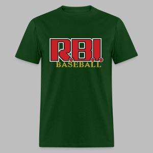 R.B.I. Baseball - Men's T-Shirt