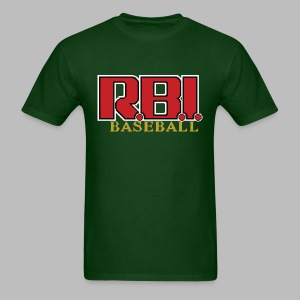 R.B.I. Baseball - Men's T-Shirt