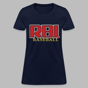 R.B.I. Baseball - Women's T-Shirt