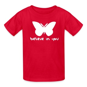 Kid's 'Believe in You' - The Goods Brand - Kids' T-Shirt