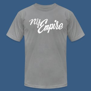 NY Empire - Men's T-Shirt by American Apparel