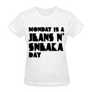 T-Shirts ~ Women's T-Shirt ~ [SHINee] JH Sneaka