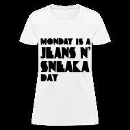 Women's T-Shirts ~ Women's T-Shirt ~ [SHINee] JH Sneaka