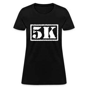 Top Secret 5K - Women's T-Shirt