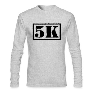 Top Secret 5K - Men's Long Sleeve T-Shirt by Next Level
