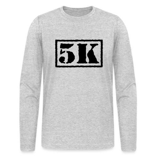 Top Secret 5K - Men's Long Sleeve T-Shirt by Next Level