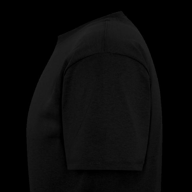 Men's T BK-neon (Back)