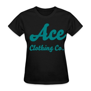 Teal Ace Tee - Women's T-Shirt
