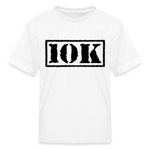 Top Secret 10K - Kids' T-Shirt