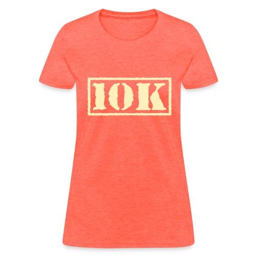 Top Secret 10K - Women's T-Shirt